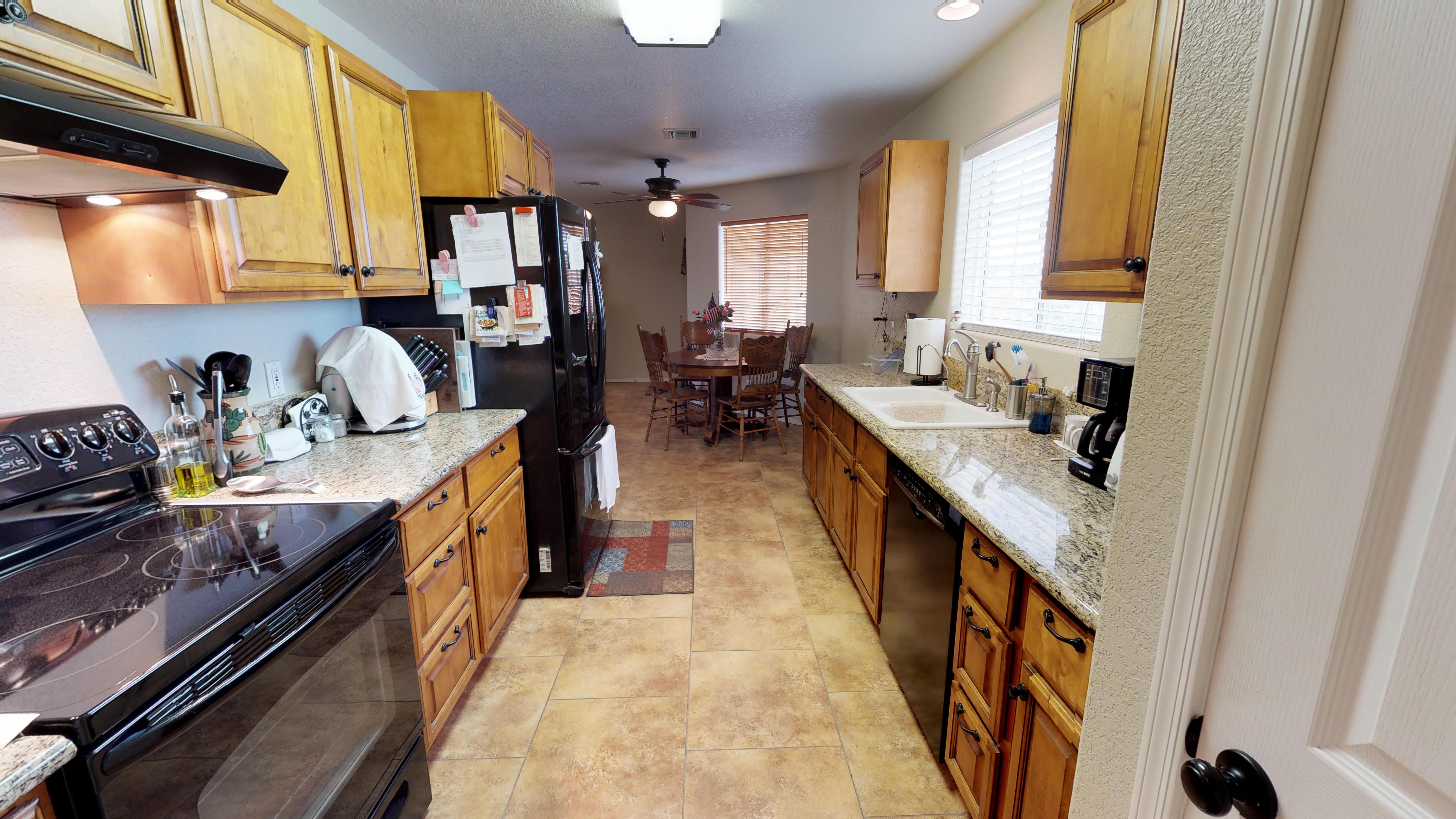 Kitchen of 3413 Landau Lane