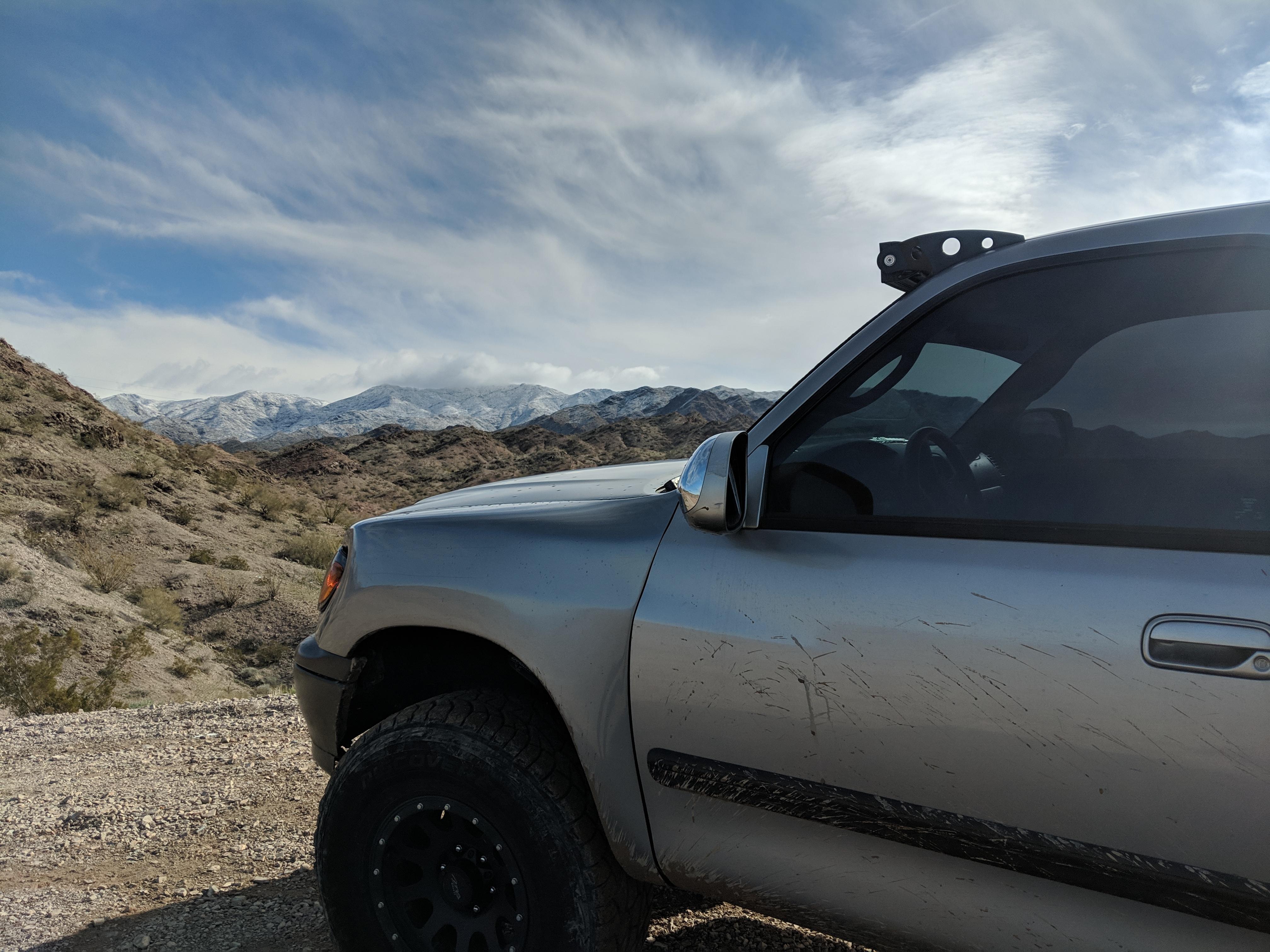 Toyota Tundra looking Badass