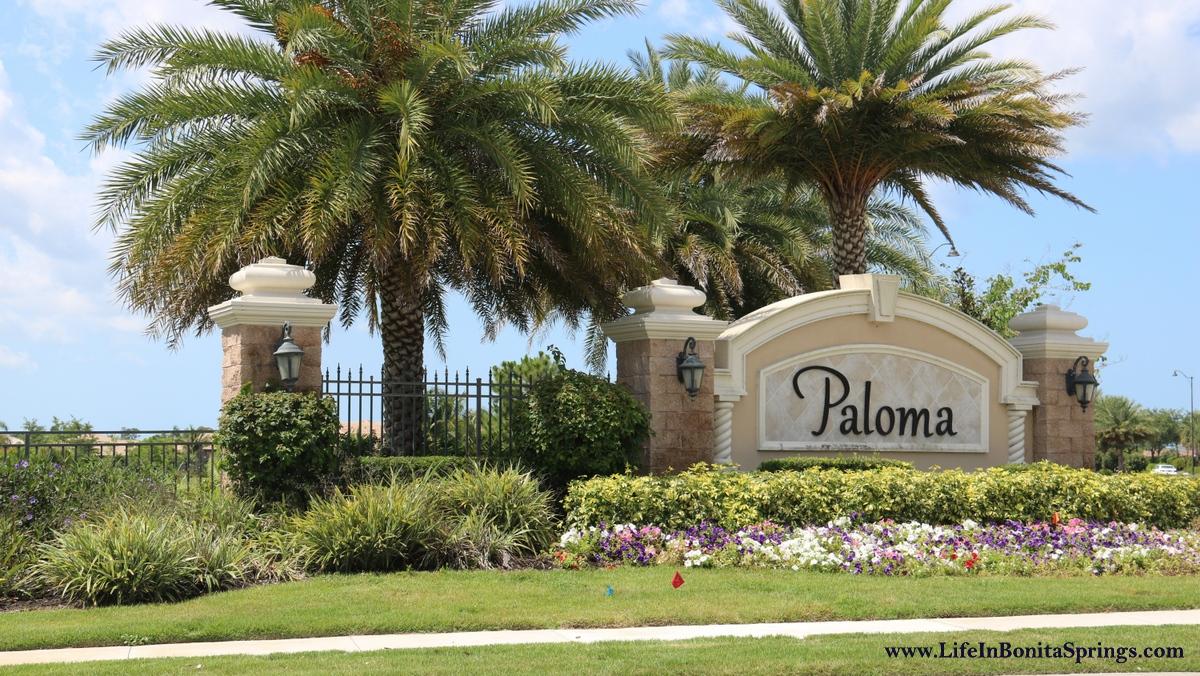 Paloma Of Bonita Springs Florida Homes For Sale