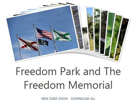 Freedom Park Photo Album