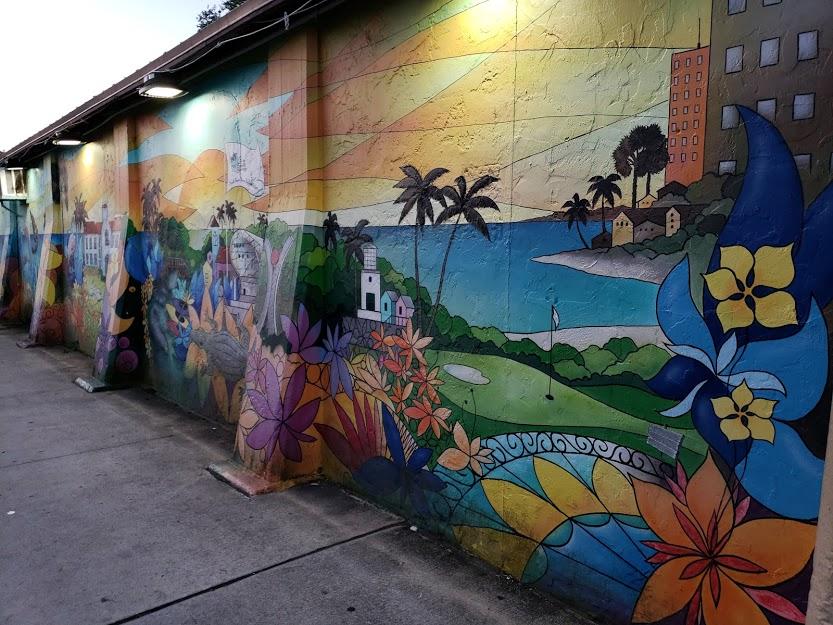 Art in Public Mural Bonita Springs