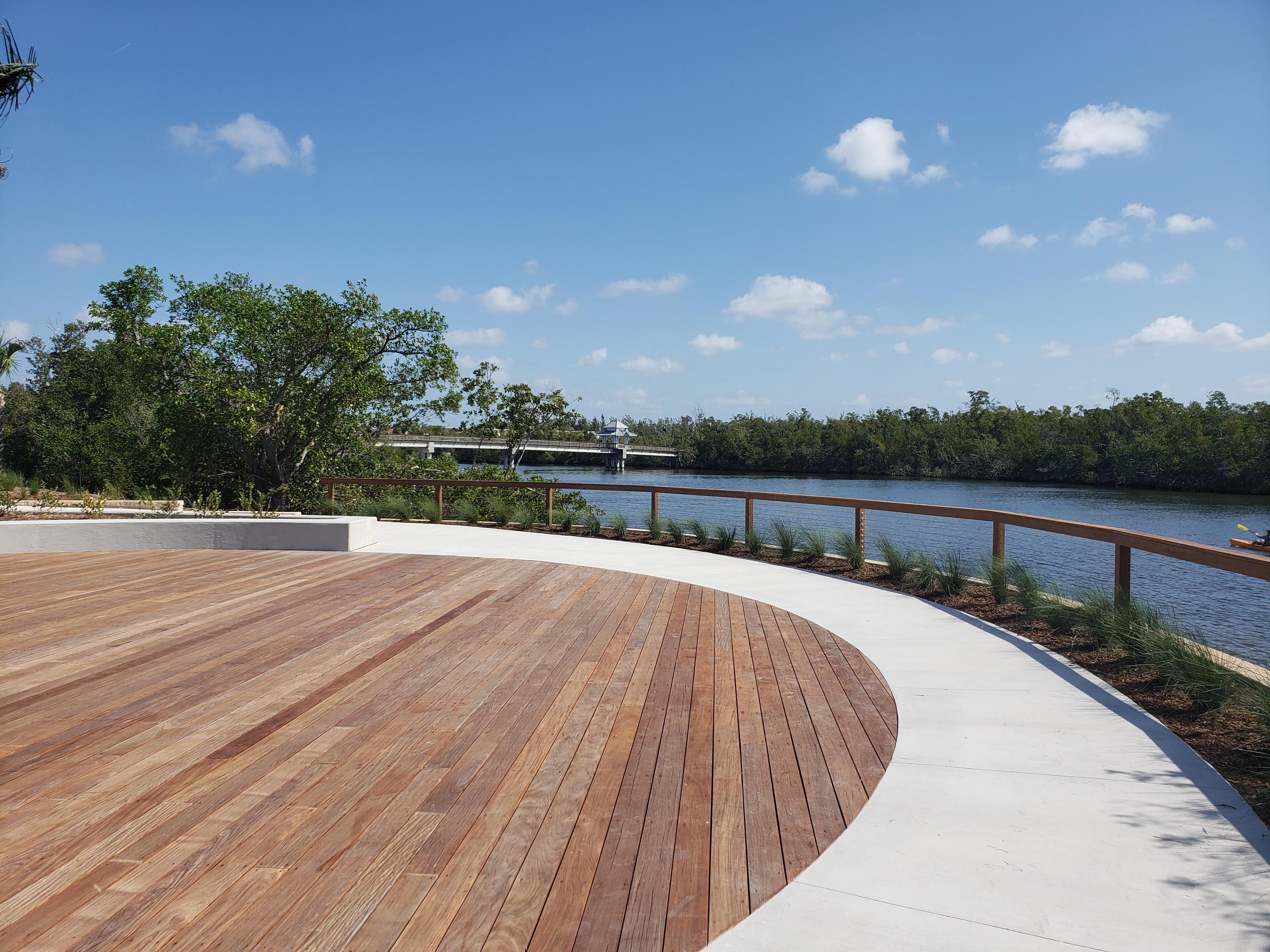 Baker Park Naples Florida