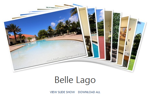 Belle Lago Estero Fort Myers Album