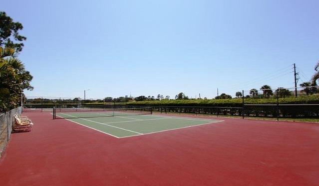 Bonita Pines Condo Tennis