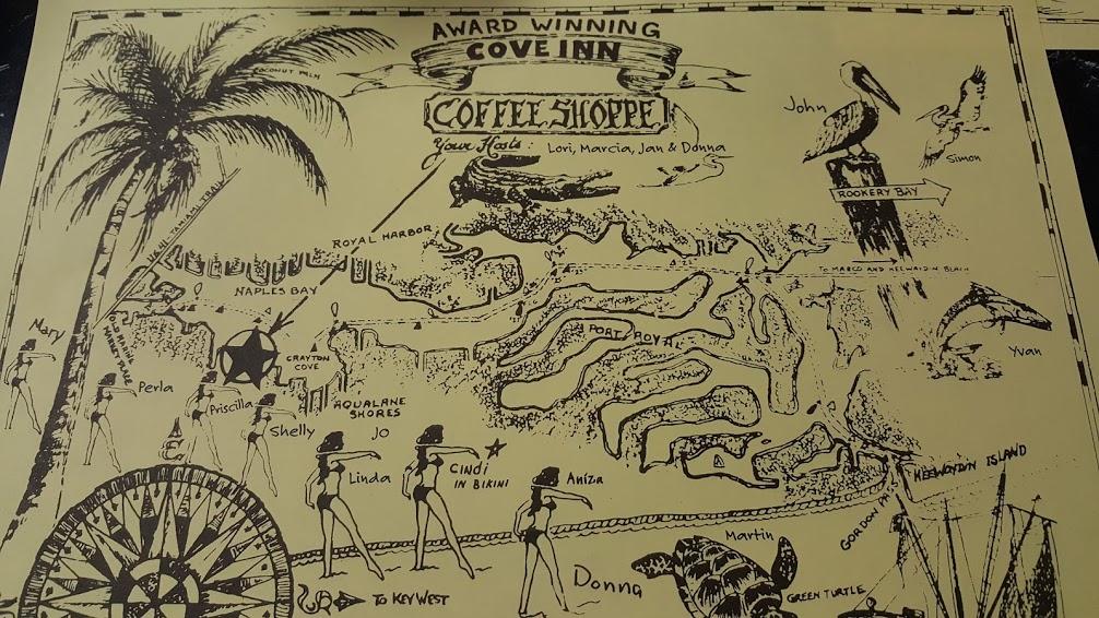 Cove Inn Coffee Shoppe Naples
