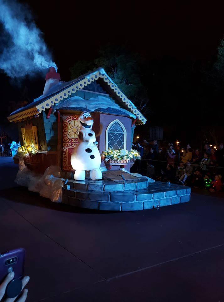 Disney Bonita Springs Christmas
