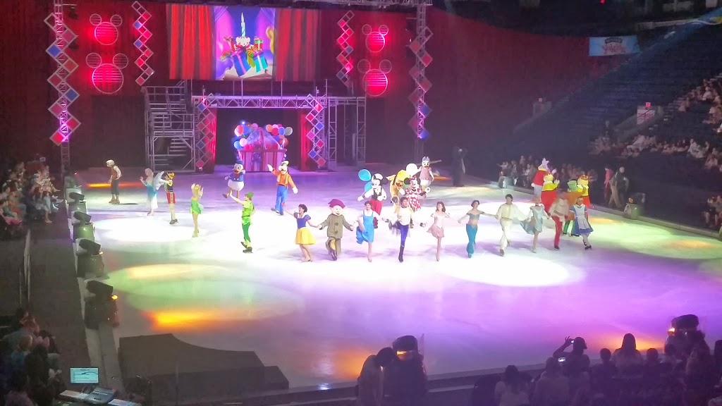 Hertz Arena Disney on Ice