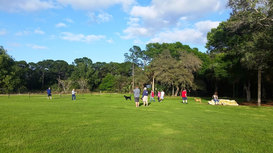 Dog Park Near Spanish Gardens