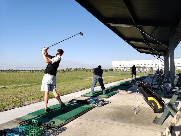 Alico Family Golf Driving Range