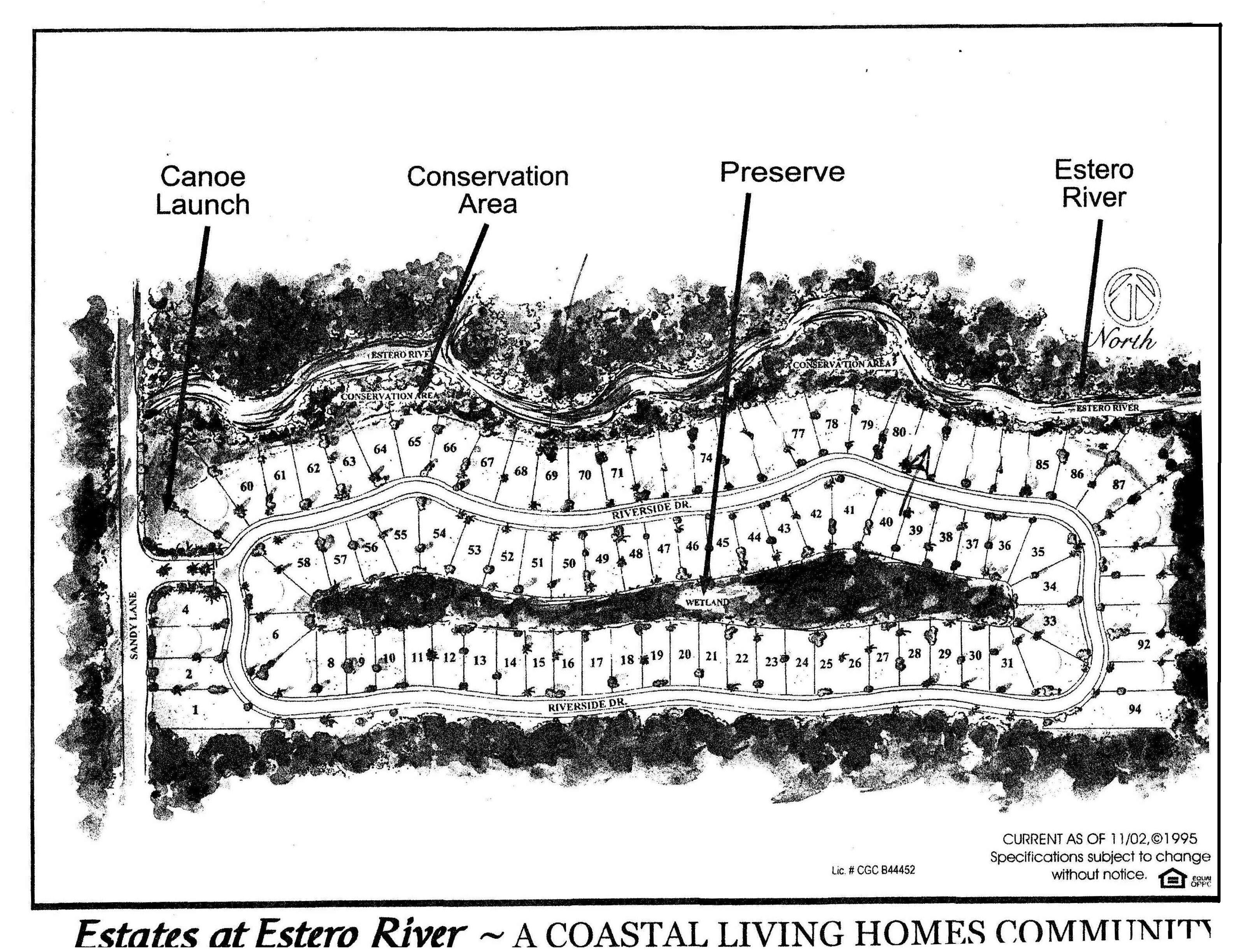 Estates at Estero River