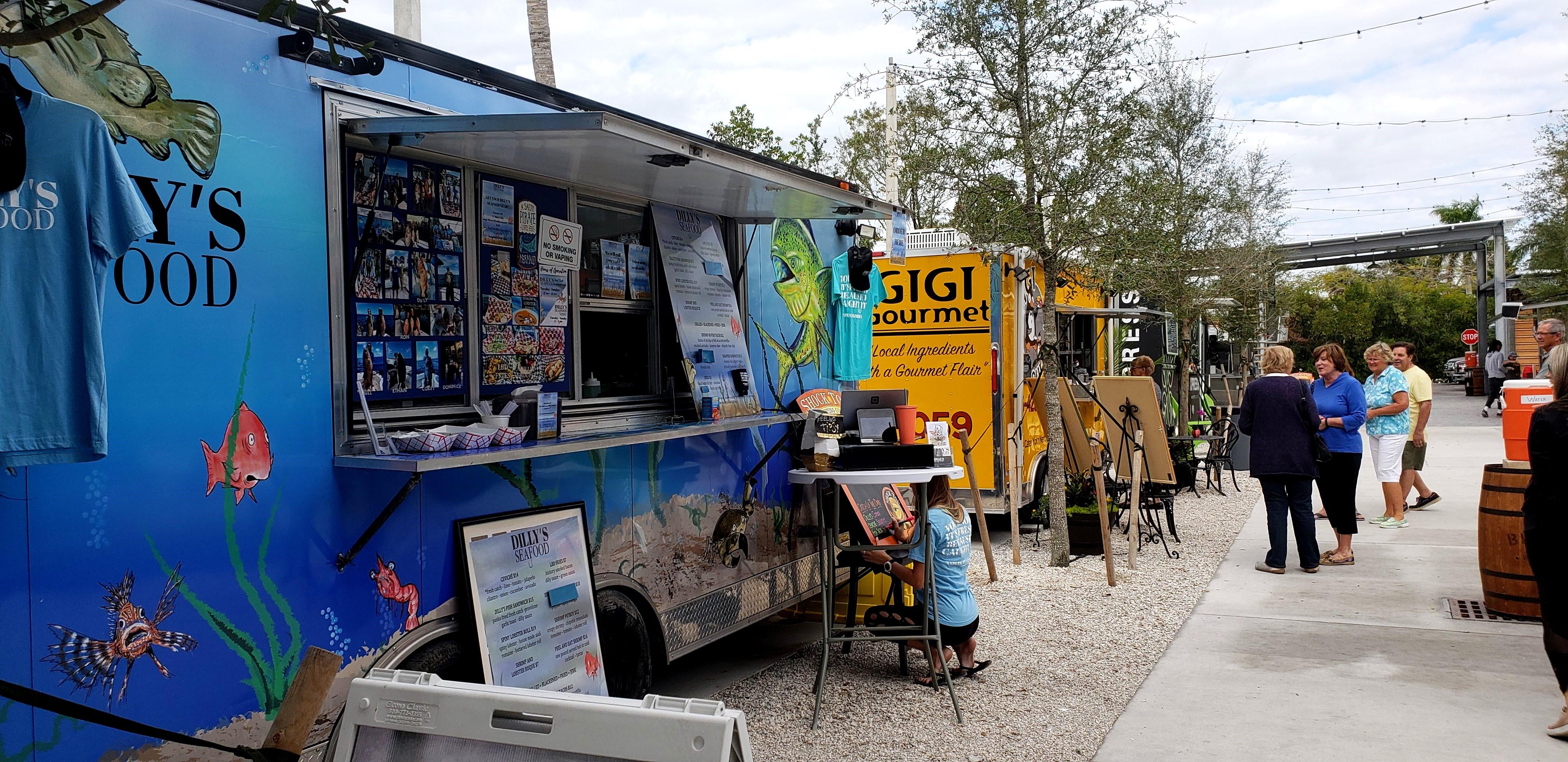 Food Truck Park Naples