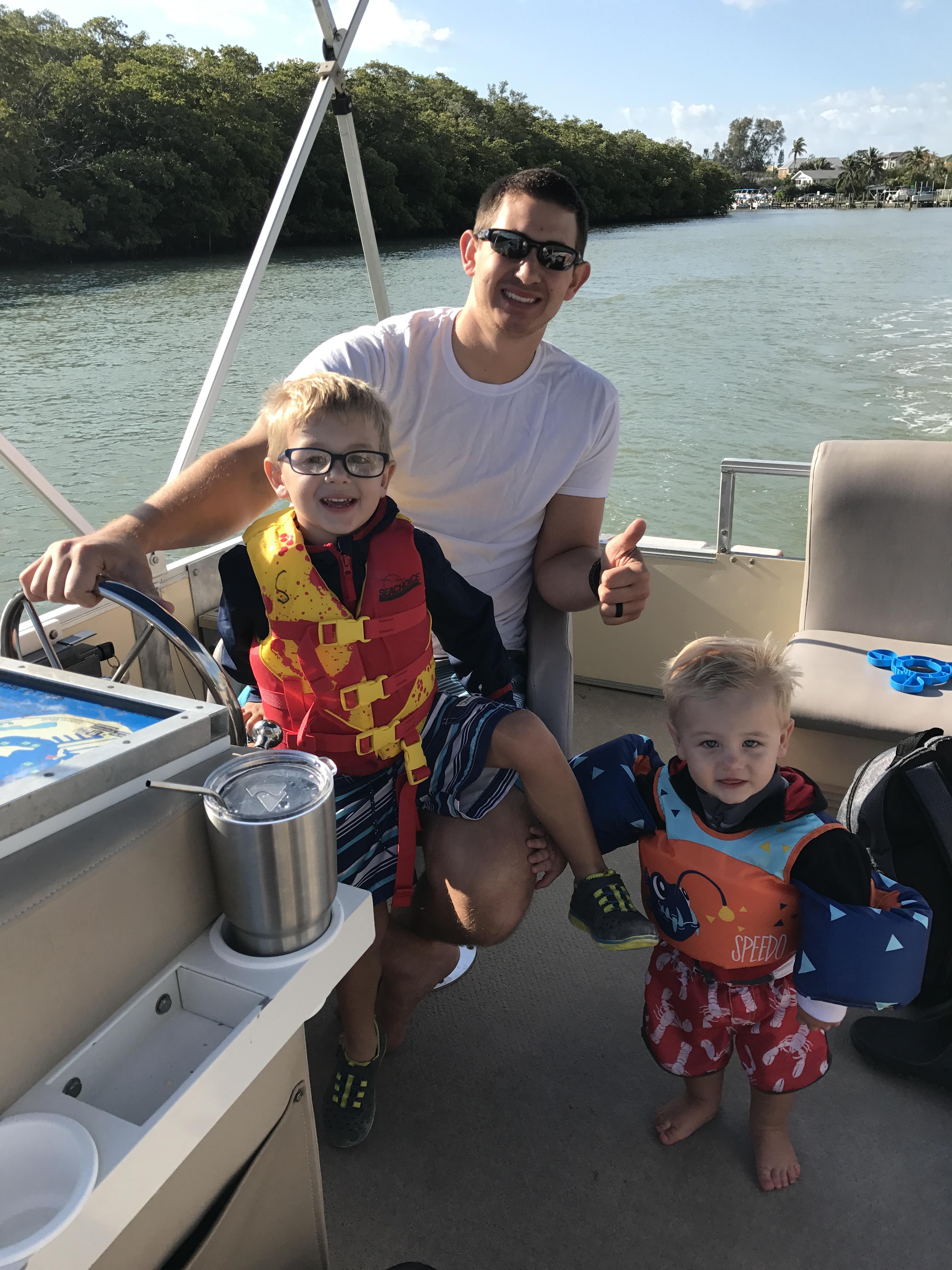 Bonita Springs Boat Rental