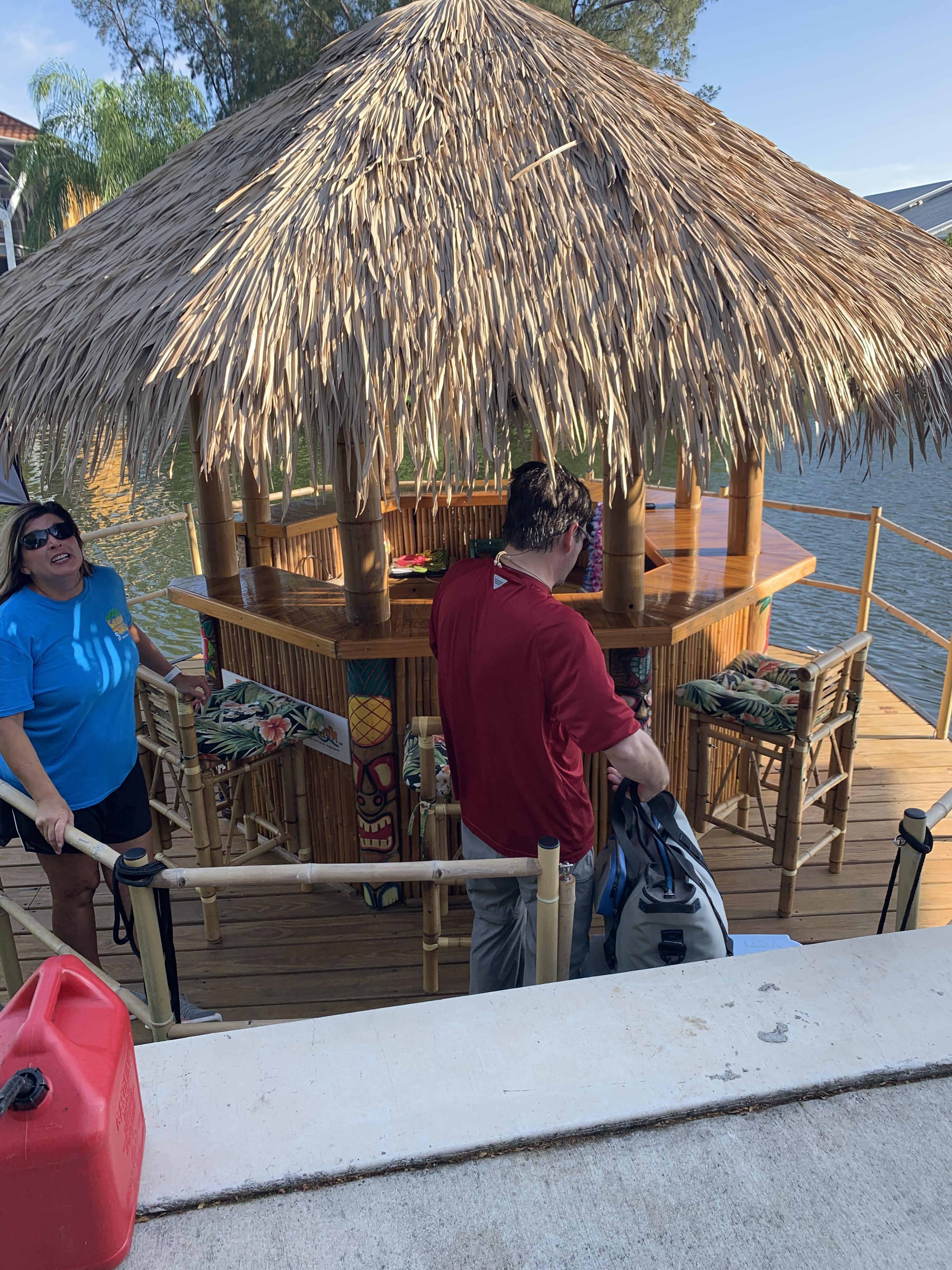 Tiki Boat Tours Bonita Springs