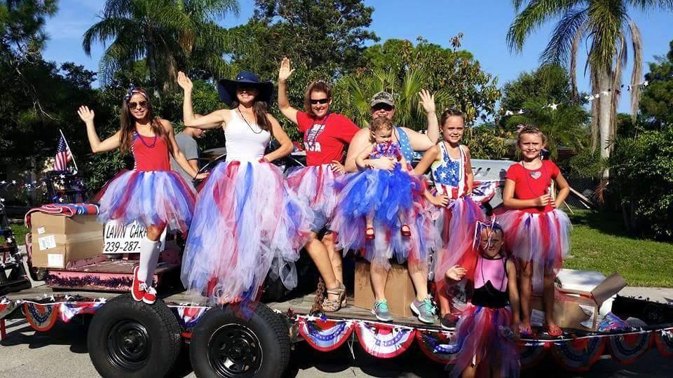 Bonita Springs July 4th Parade
