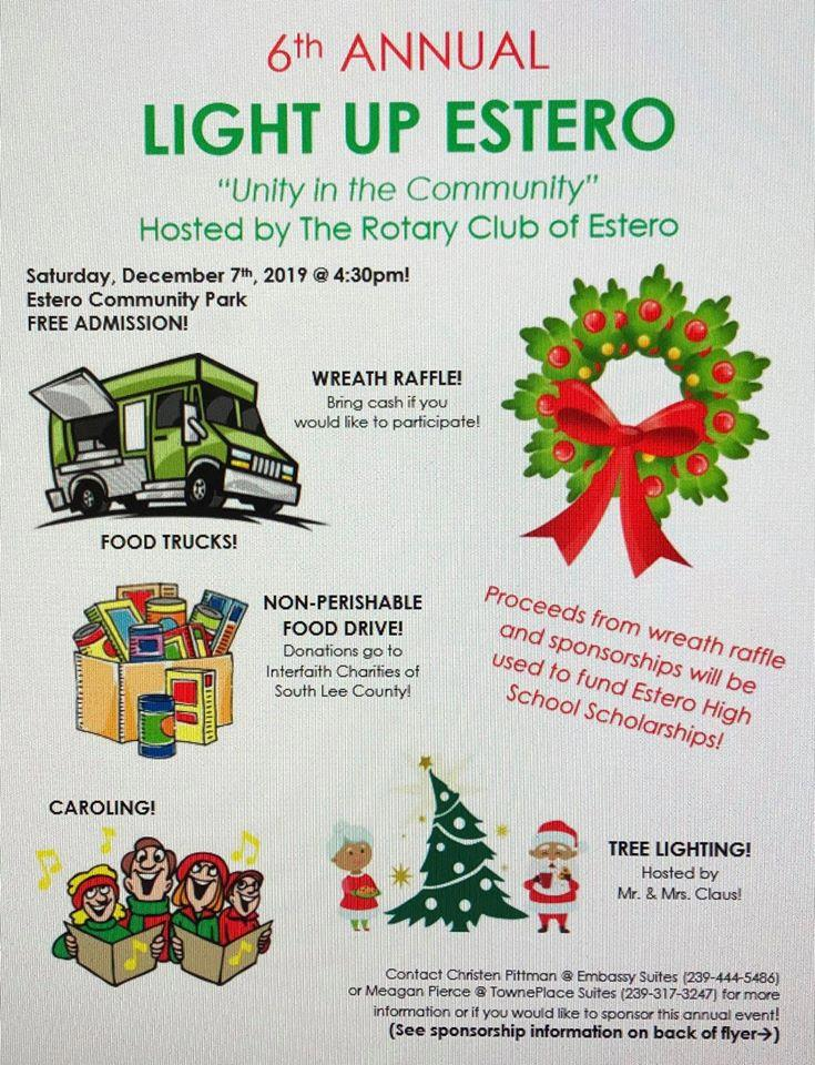 Light Up Estero