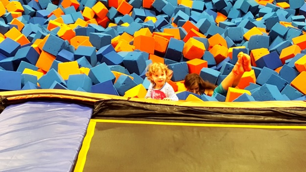 Maddy at Sky Zone Fort Myers