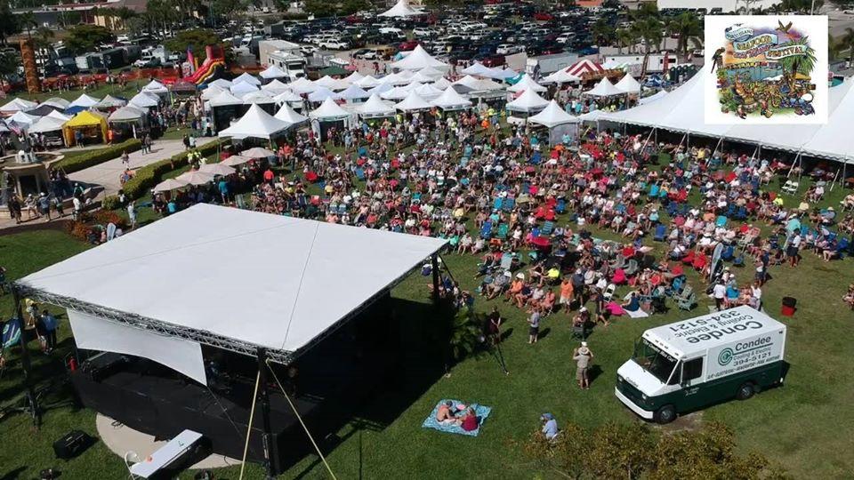 Marco Island Seafood Music Festival
