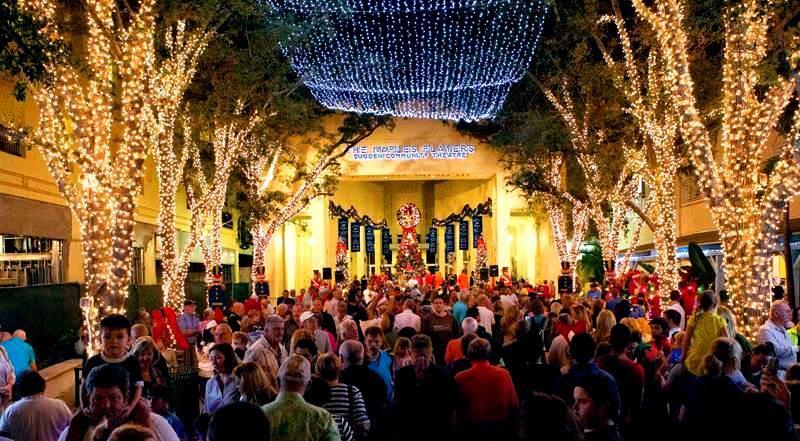 Naples Christmas Walk & Tree Lighting