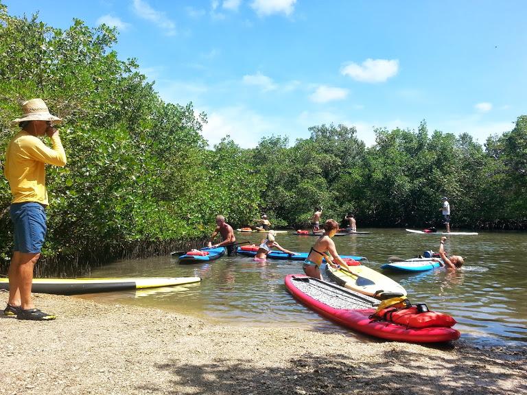 Paddle to Mound Key Estero Bay