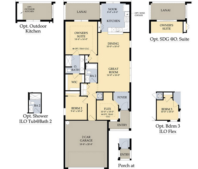 Ground Floor Master Suite Bonita Springs