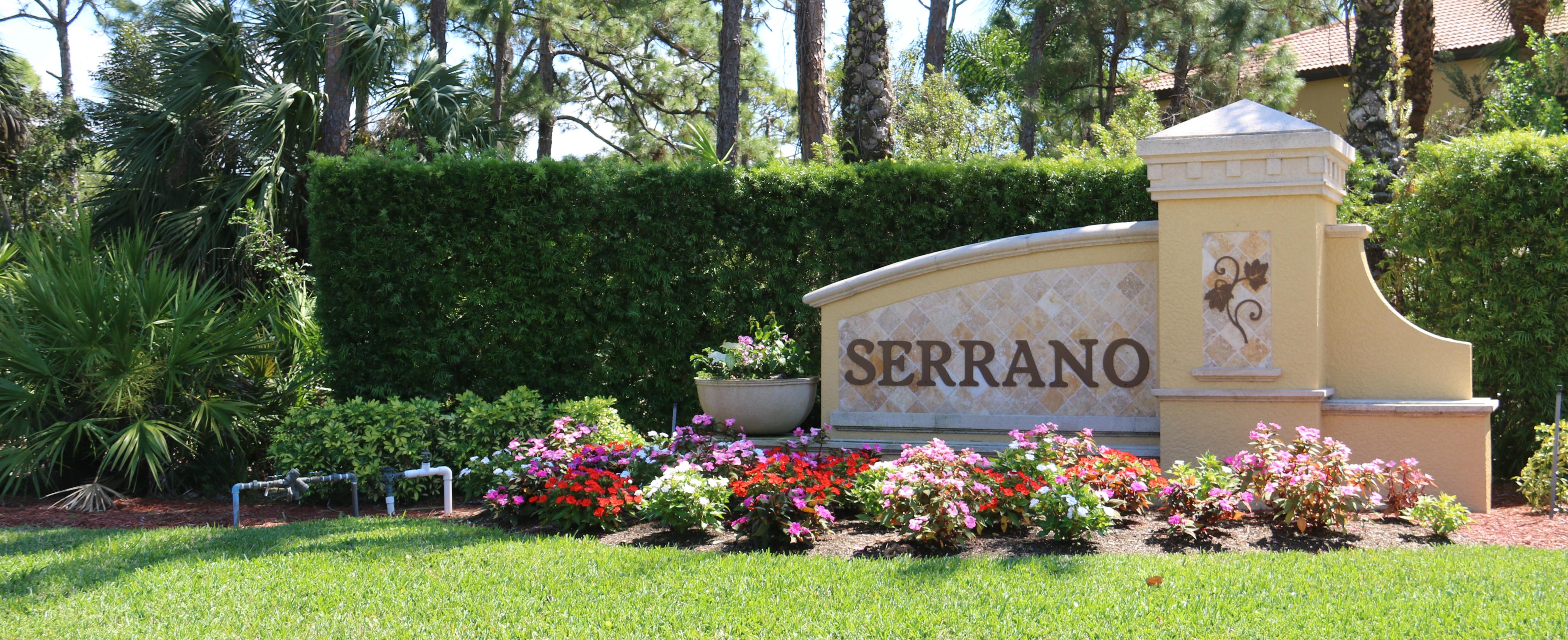 Serrano Homes Condos For Sale In Bonita Springs Florida