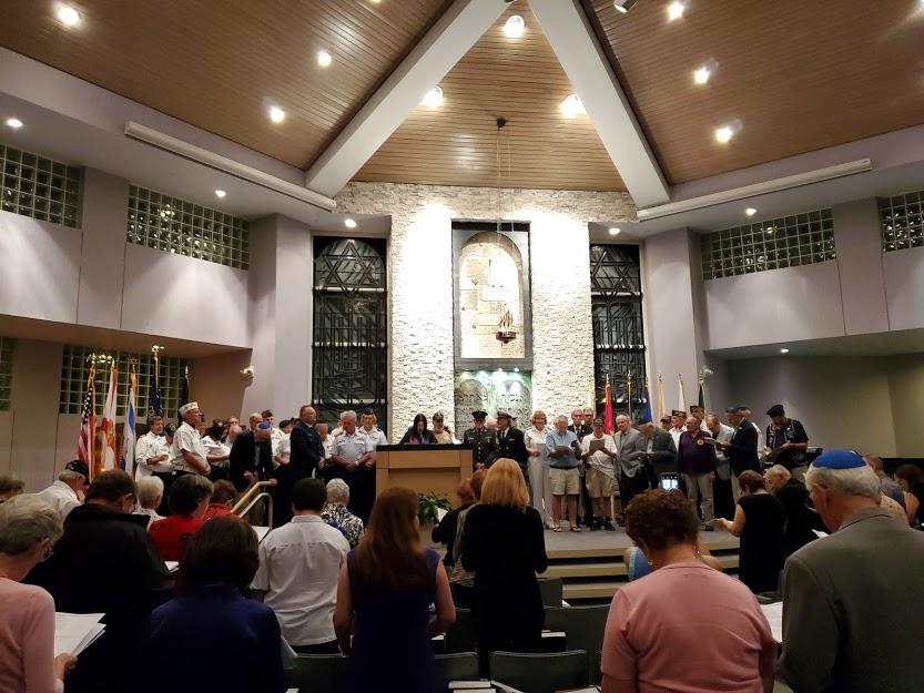 Shabbat Temple Shalom Naples
