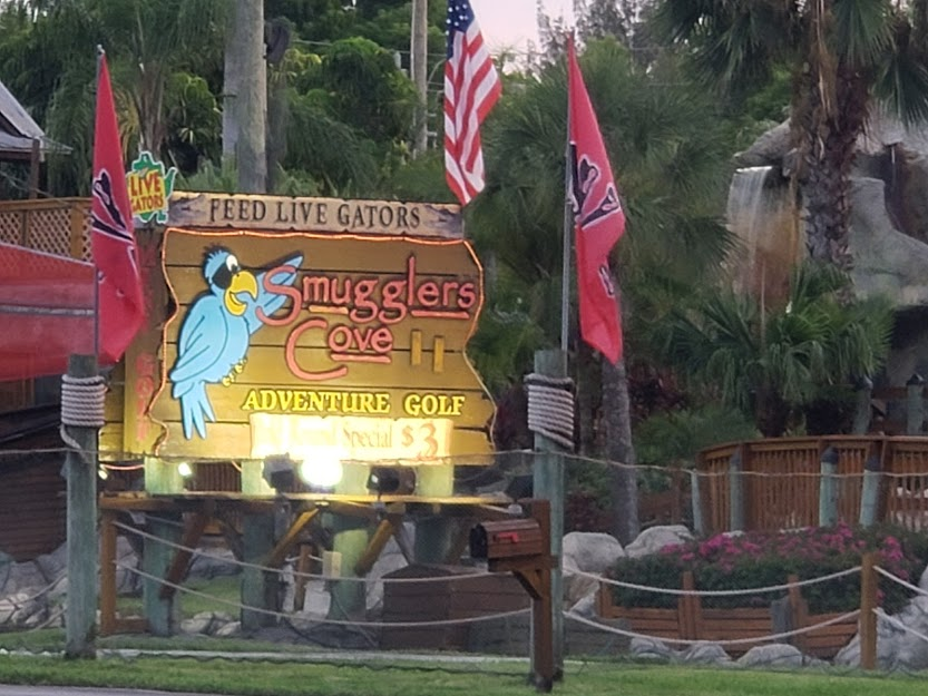 Smugglers Cove Fort Myers