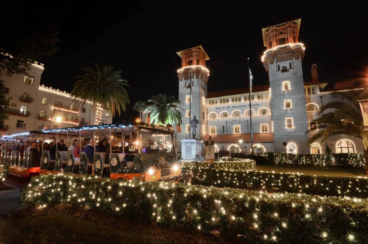 St Augustine Christmas Lights