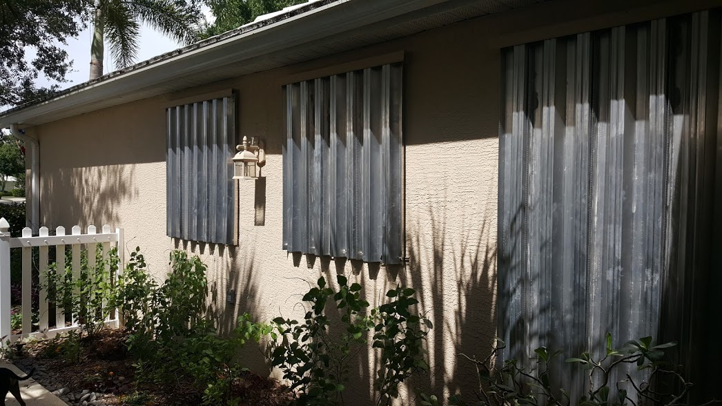 Storm Shutters in Bonita Springs Florida