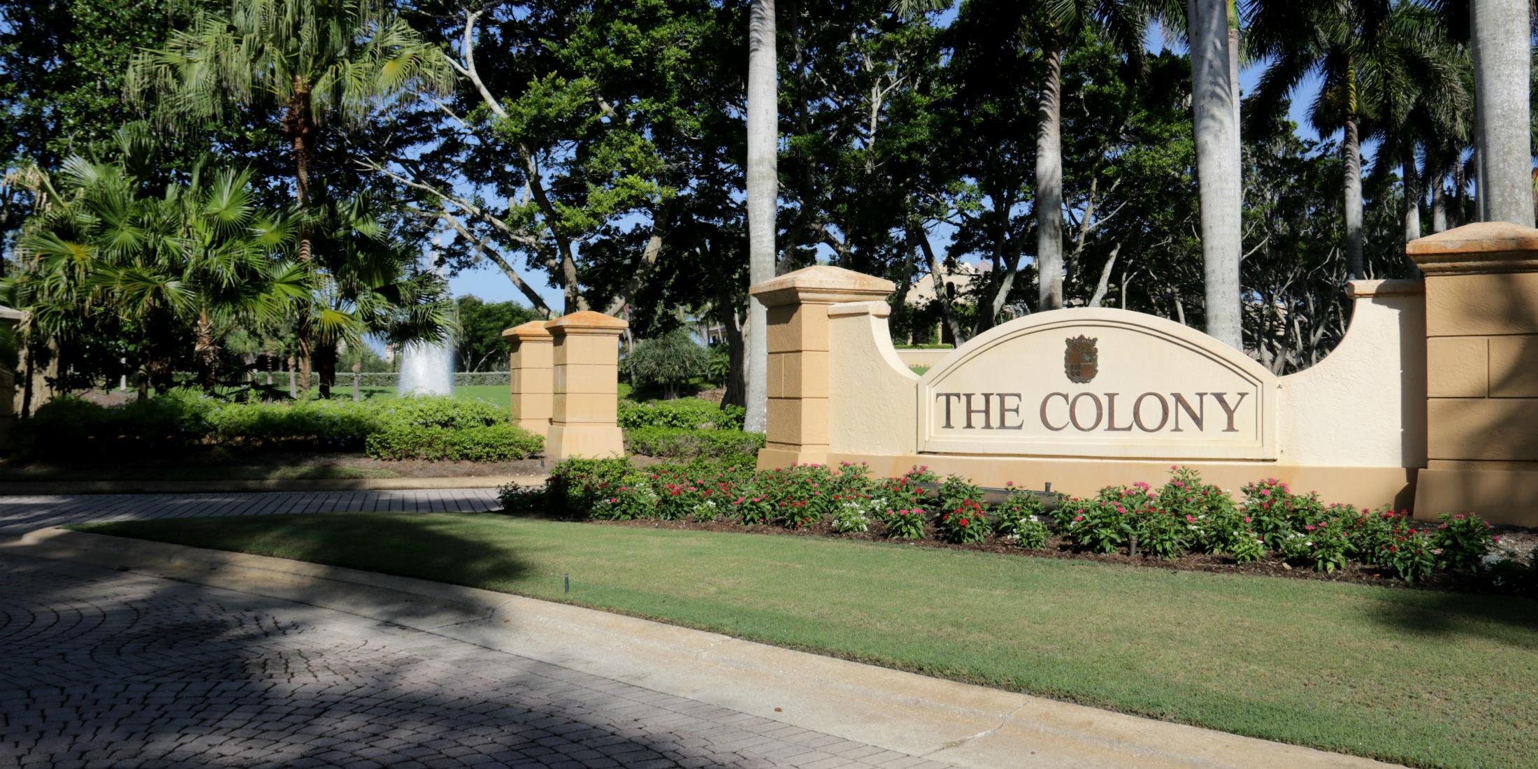 The Colony Golf Bay Club At Pelican Landing In Bonita