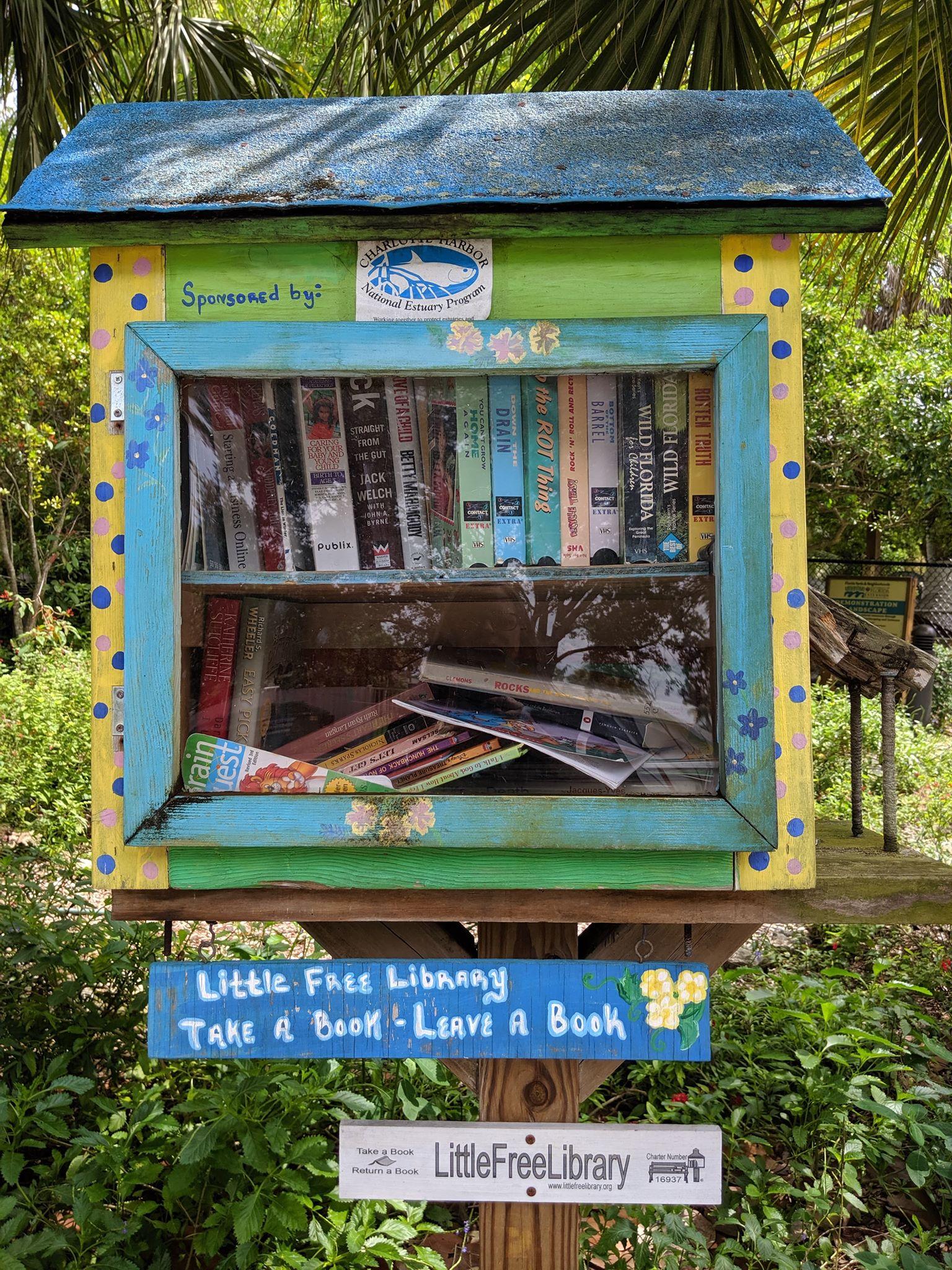 LIttle Free Library Bonita Springs