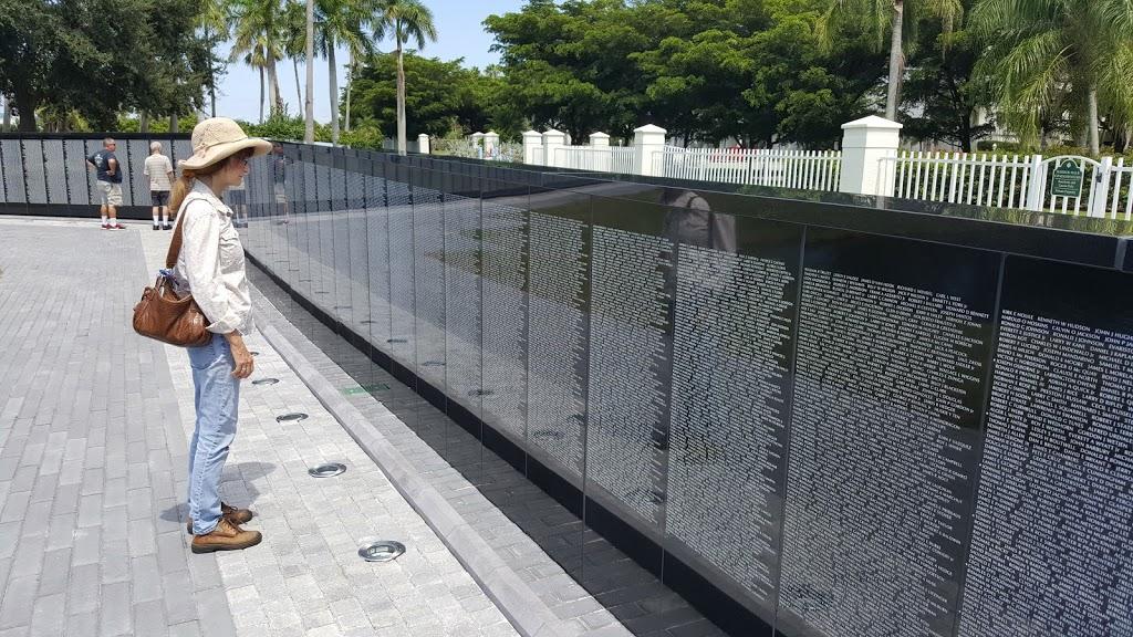 Vietnam Wall of Southwest Florida SWFL