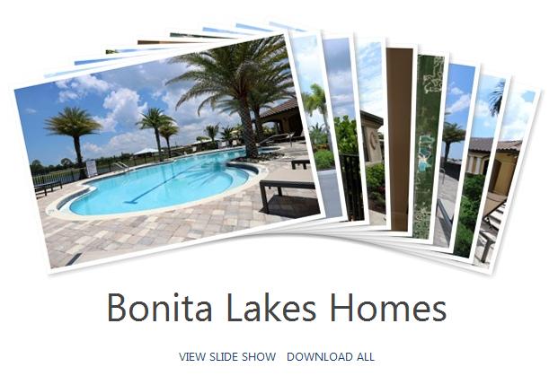 Bonita lakes model homes