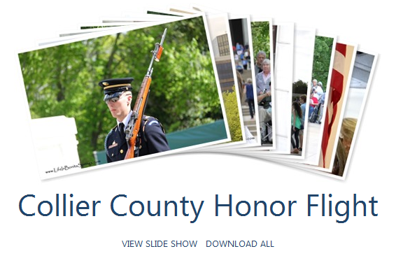 Collier County Honor Flight