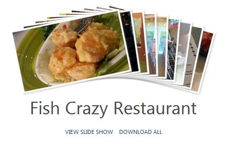 Fish Crazy Restaurant Photo Album