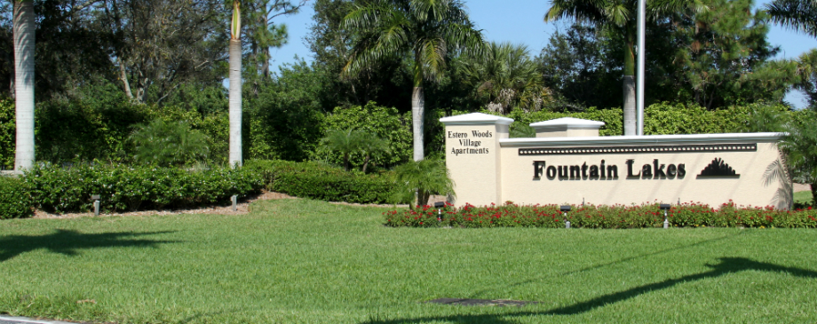 Fountain Lakes Estero