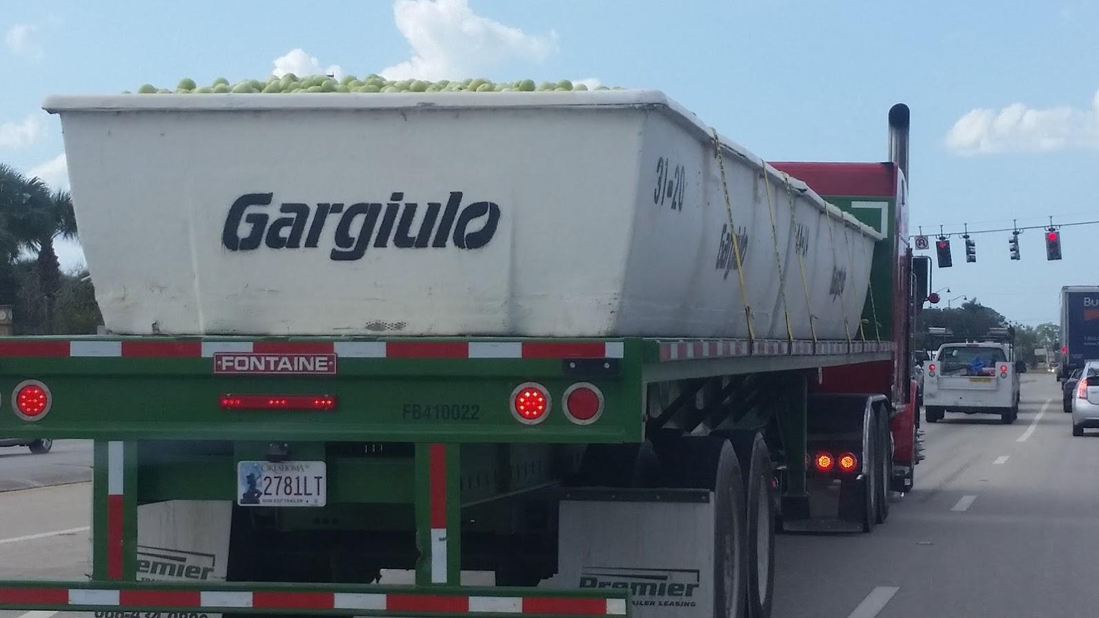 Garguilo Tomato Truck
