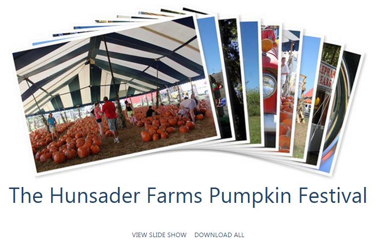 Hunsader Farms Slide Show