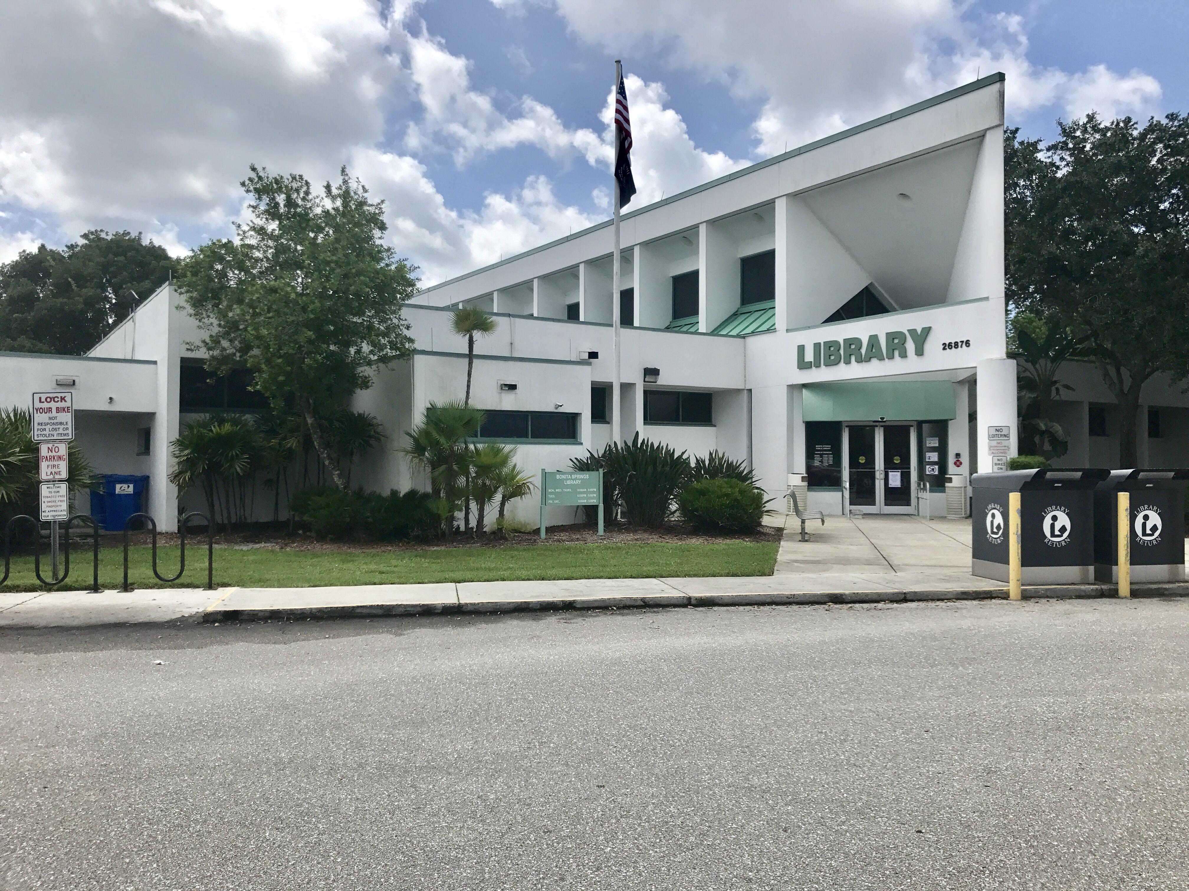 Bonita Springs Public Library
