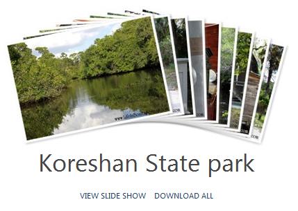 Koreshan State Park Photo Album