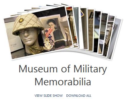 Museum of Military Memorabilia Naples Photo Album