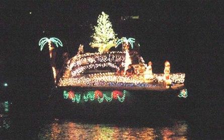 Boat Parade Bonita Springs Florida