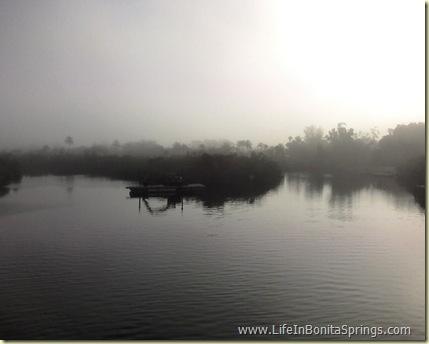 Fog Imperial River Bonita Springs