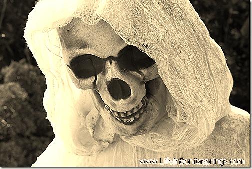 Happy Halloween Skeleton