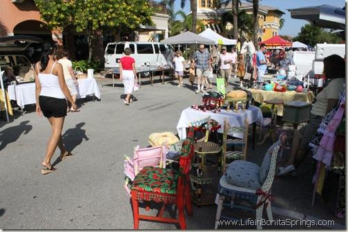 Promenade Flea Market