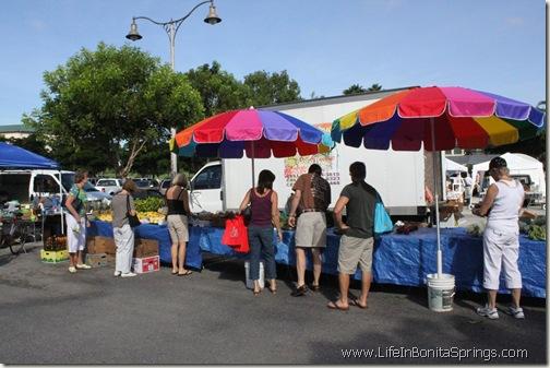 Promenade Fruit Flea Market