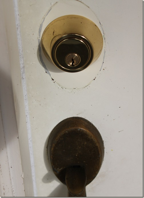 New Foreclosure Dead Bolt