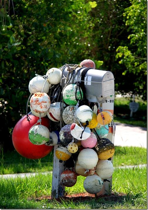 Buoy Mailbox