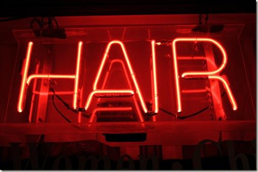 Hair  Neon Sign Bonita Springs