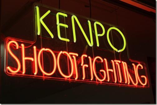 Kenpo  Neon Sign Bonita Springs